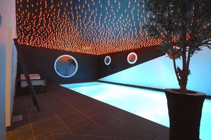 ciel étoilé - éclairage LEDs sans fil - MIDLIGHTSUN